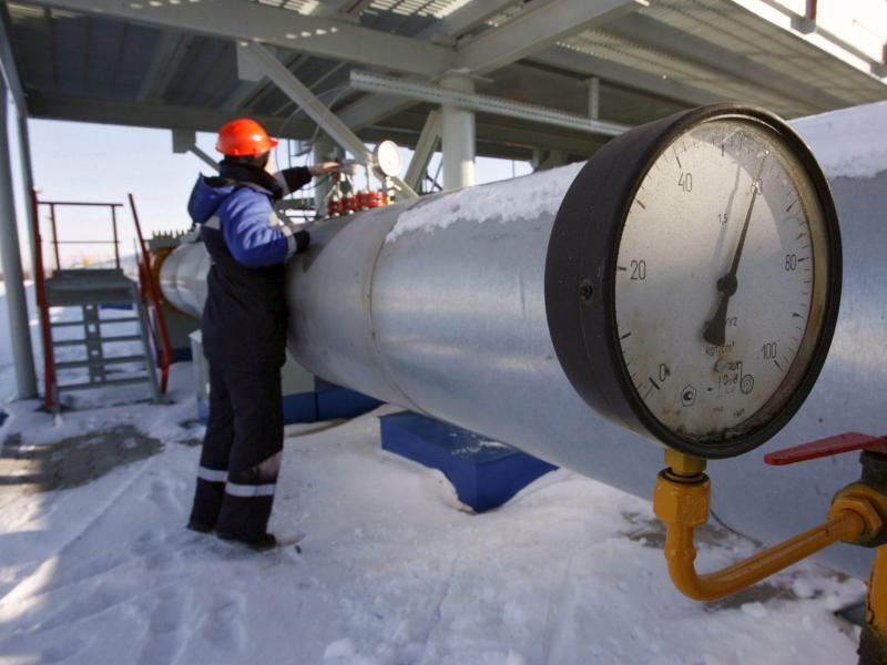 Bild zu Gazprom