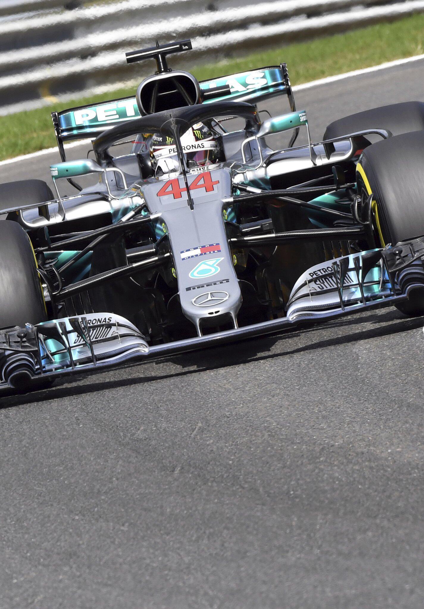 Bild zu F1 Grosser Preis von Belgien - Qualifying