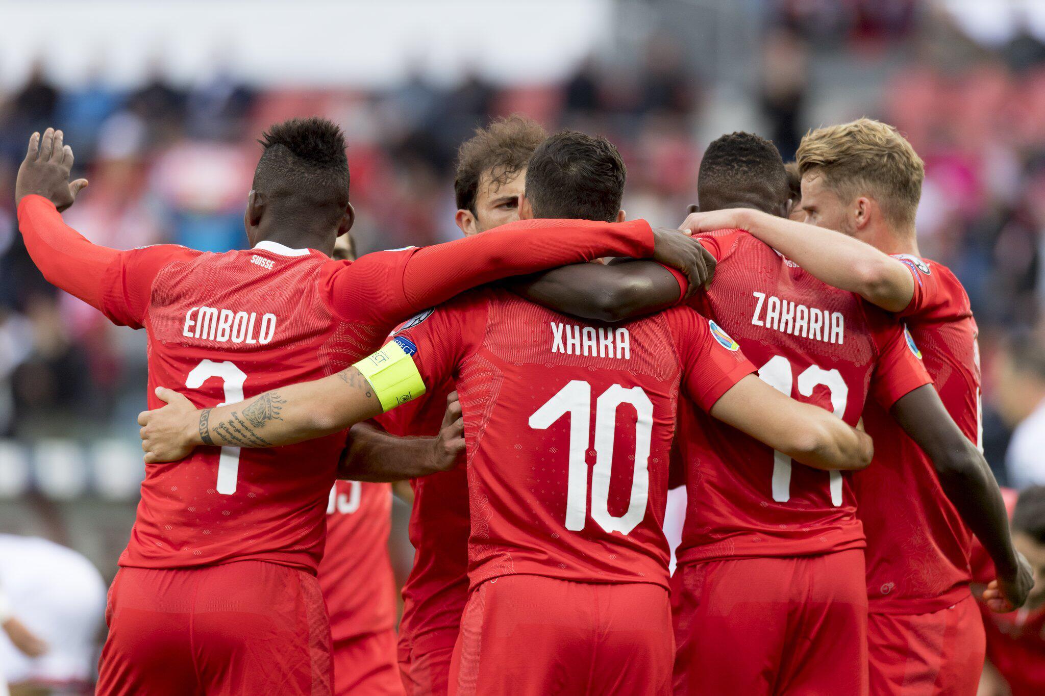 Bild zu Schweiz - Gibraltar