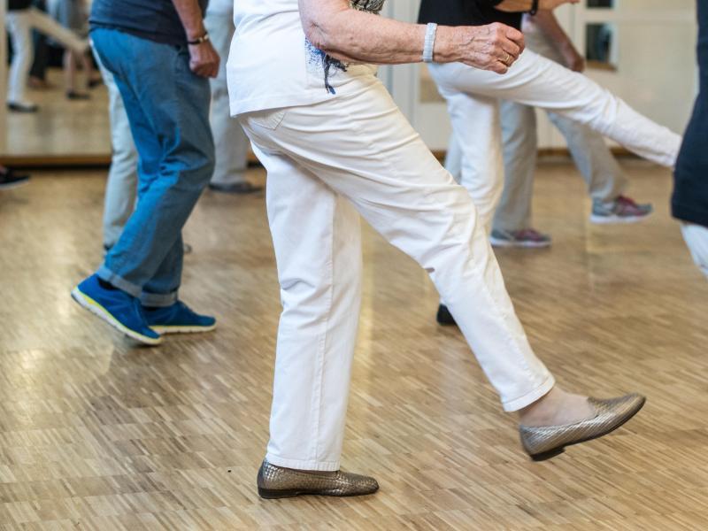 Bild zu Bewegung gegen Parkinson