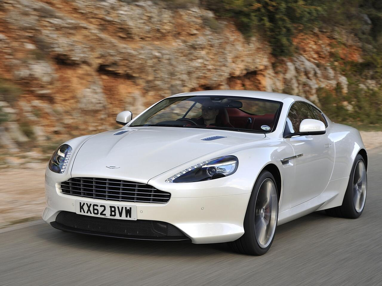 Bild zu Aston Martin DB9