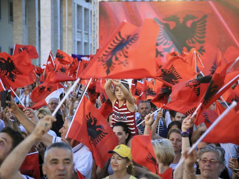 Bild zu Nationalflagge