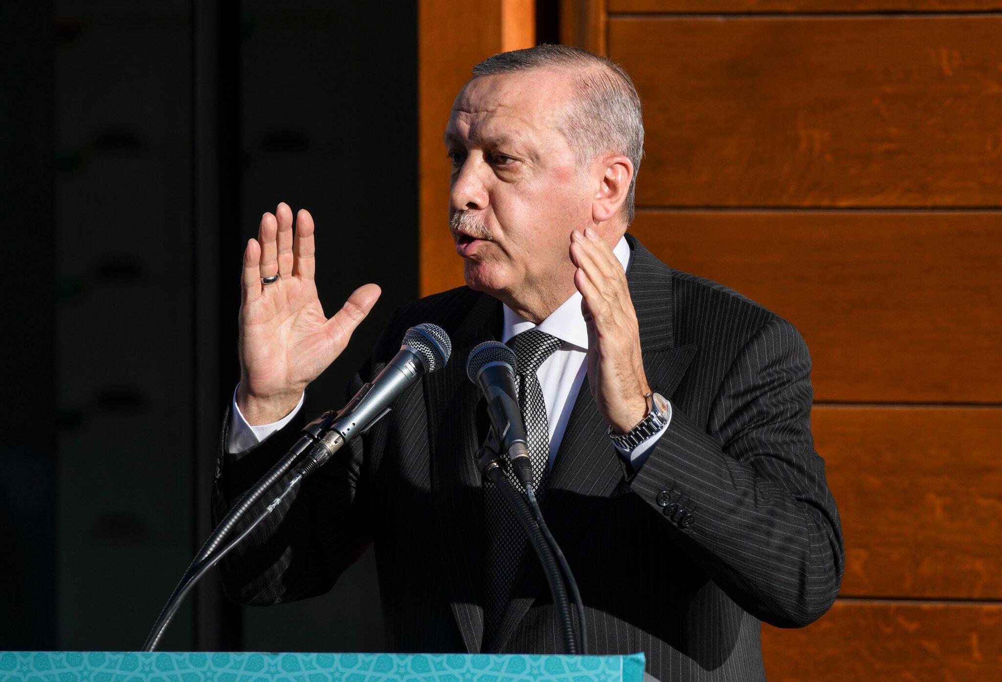 Bild zu Türkischer Präsident in Deutschland - Köln