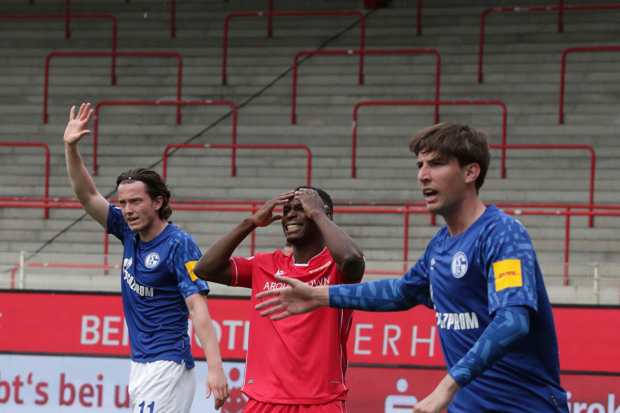 Bild zu 1. FC Union Berlin - FC Schalke 04