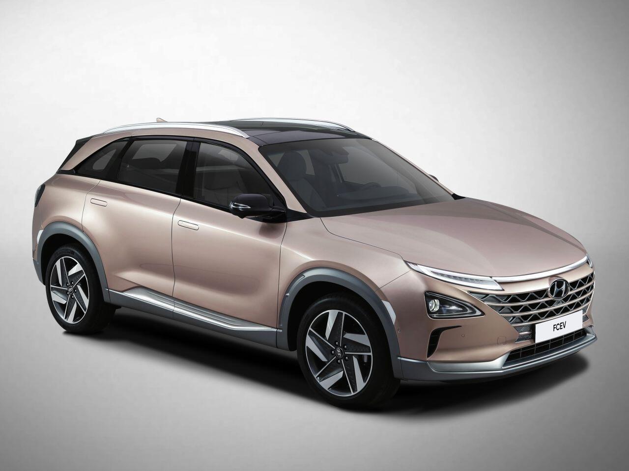 Bild zu Hyundai Next-Generation FCEV