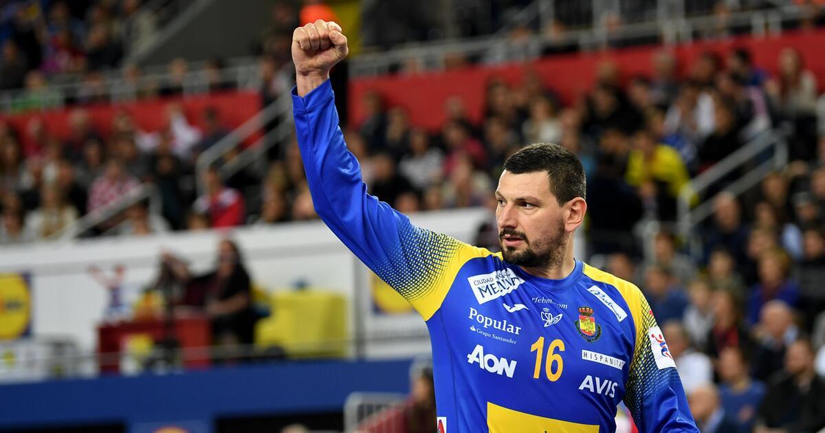 deutschland spanien handball 2019