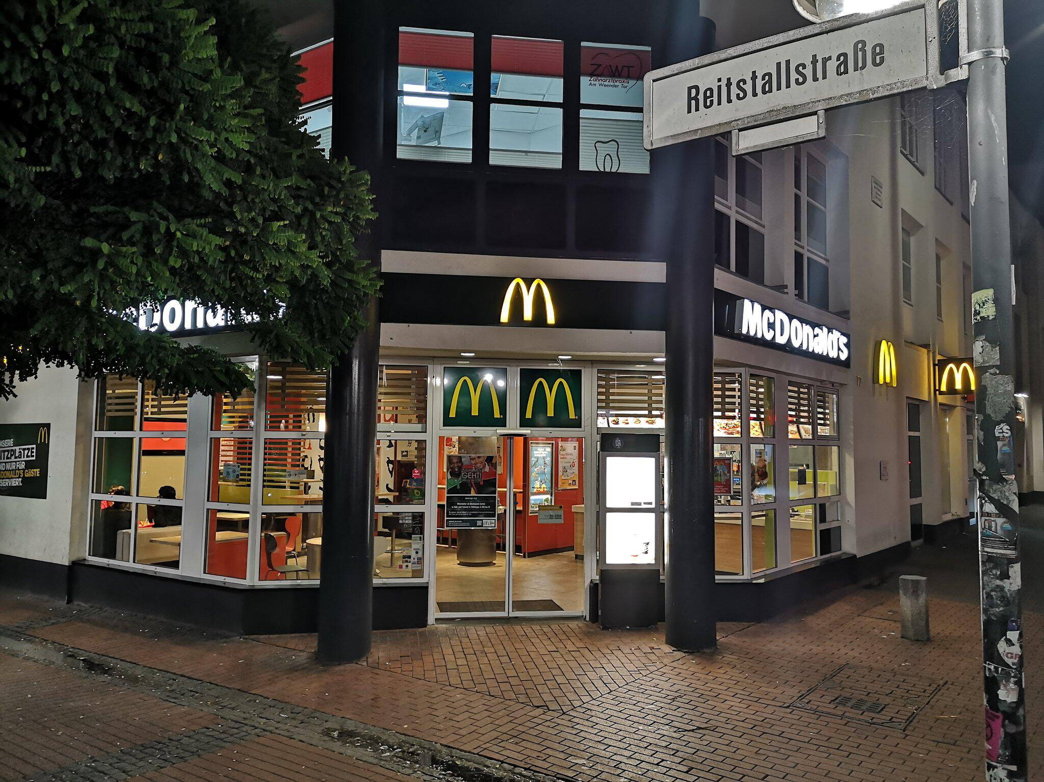 Bild zu Mutmasslicher Frauenmörder in Göttingen gefasst