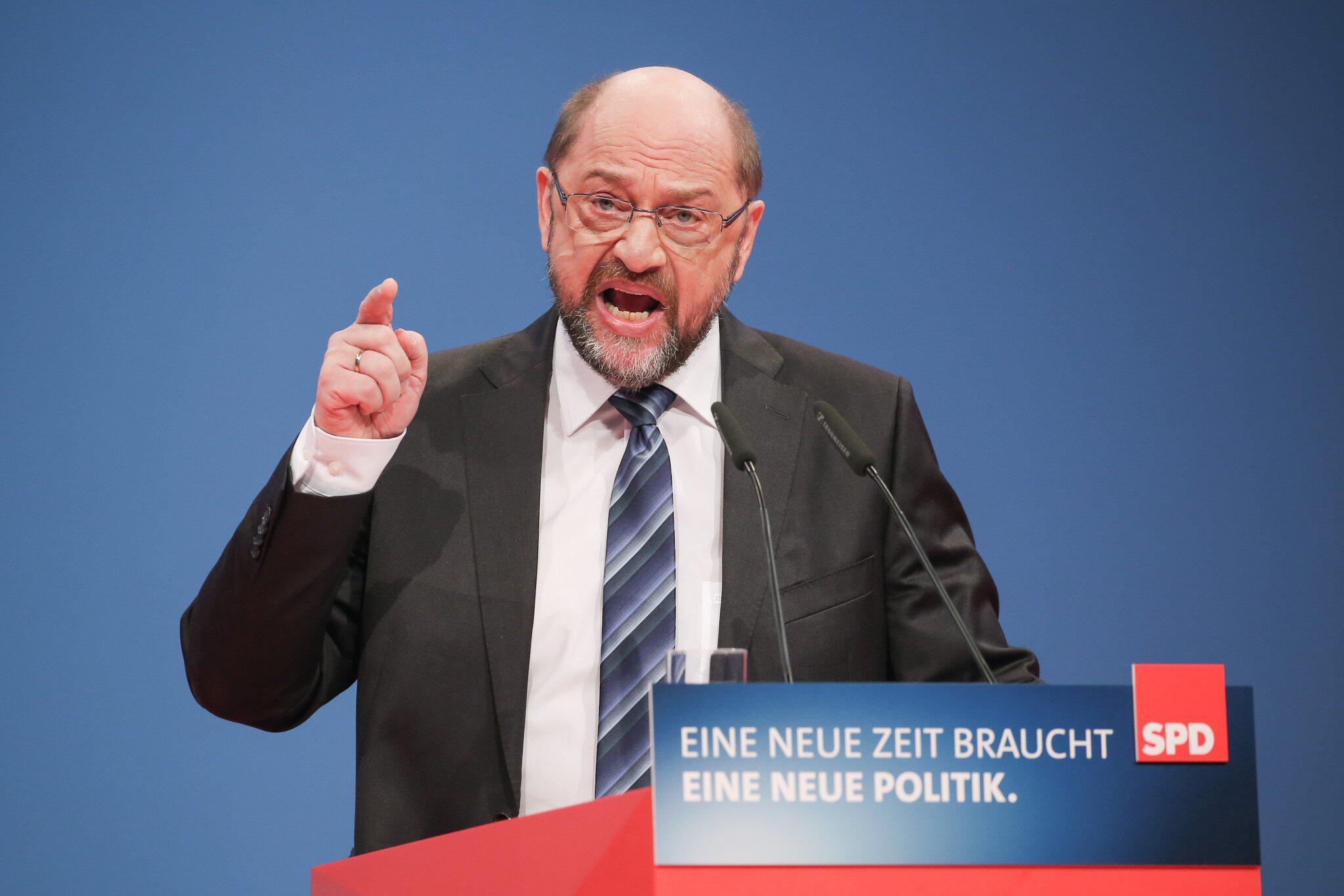 Bild zu Ausserordentlicher SPD-Parteitag