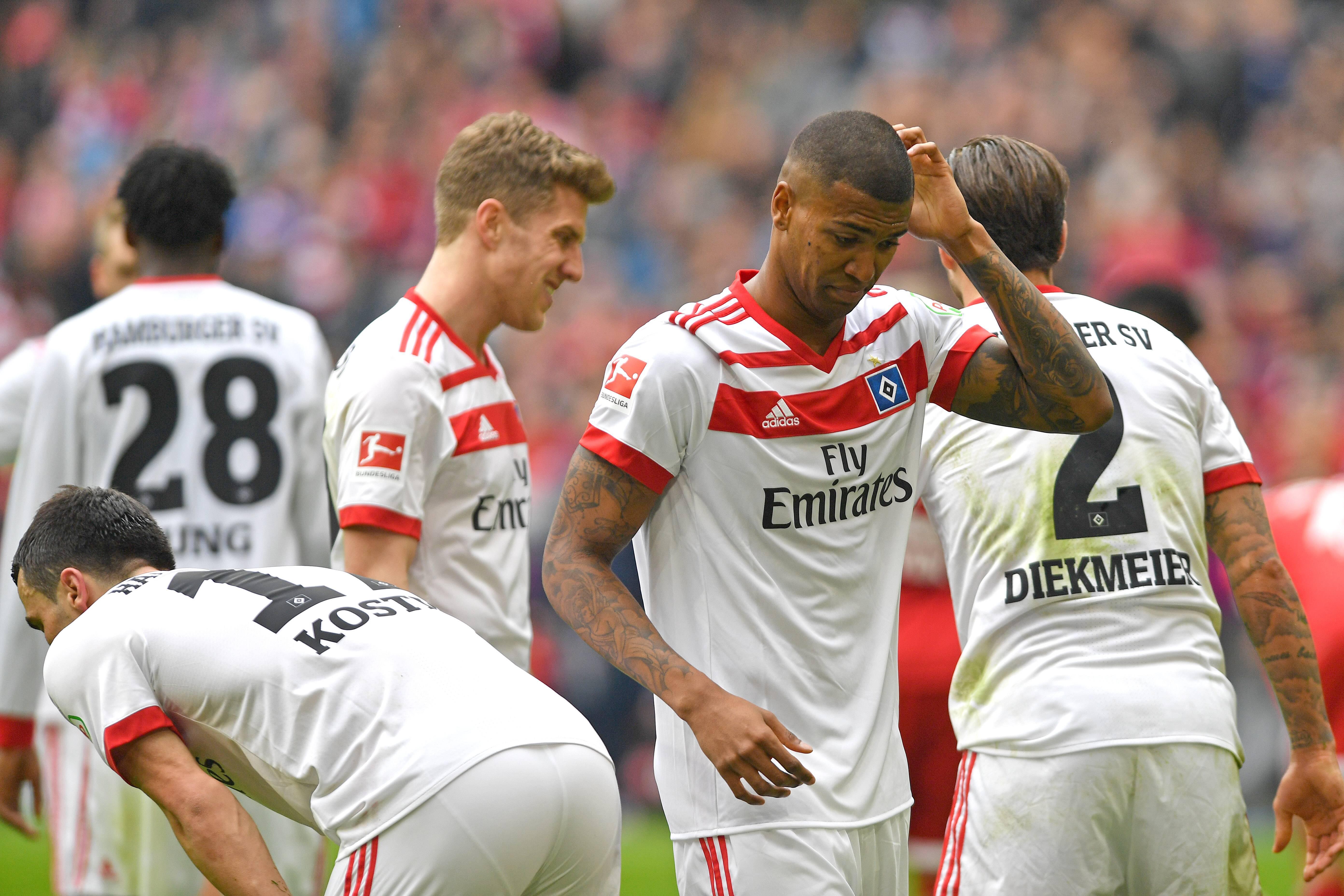 Bild zu HSV, Hamburger SV, Bundesliga, Hollerbach, Bernd Hollerbach