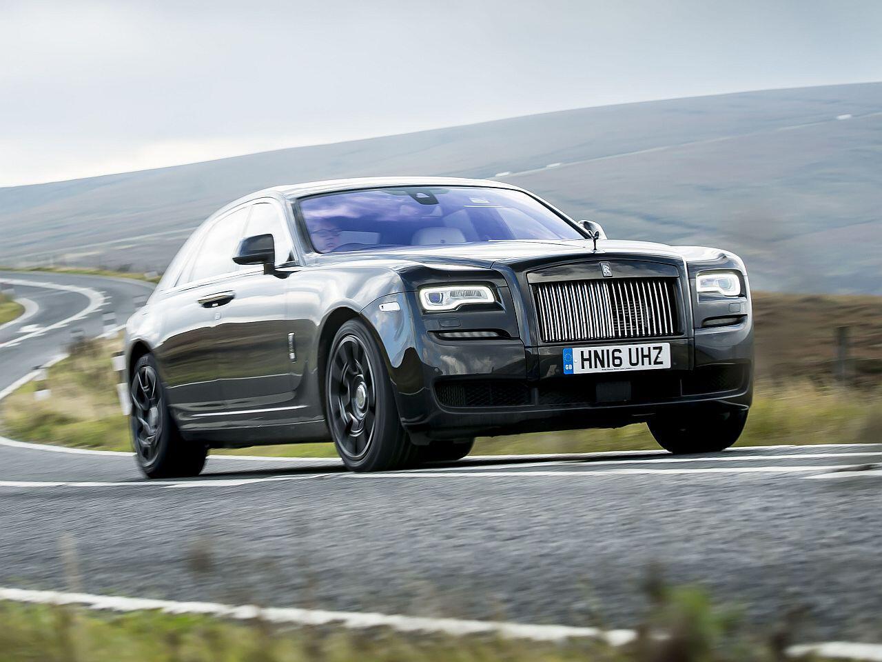 Bild zu Rolls-Royce Ghost