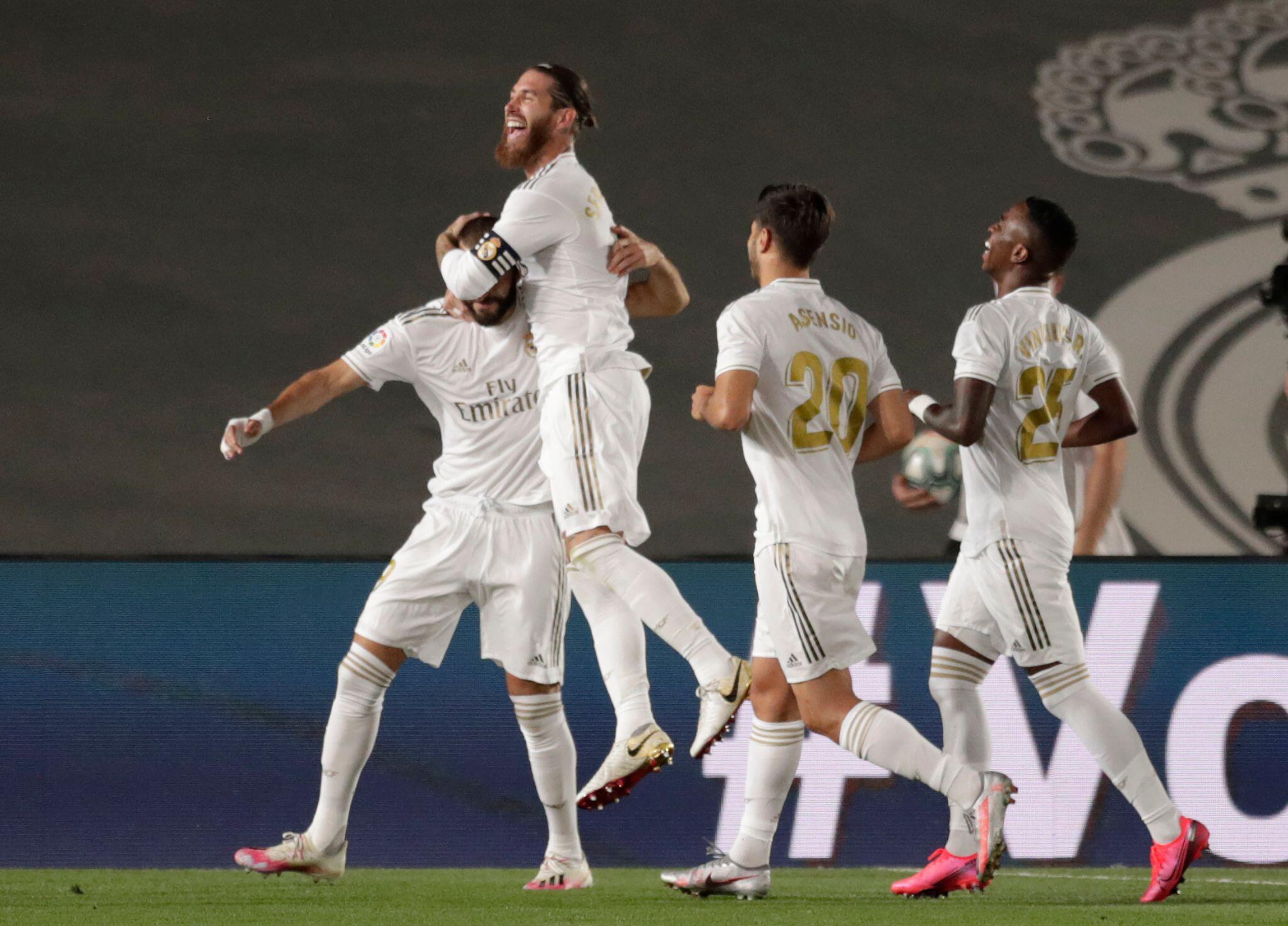Bild zu Real Madrid - FC Villarreal