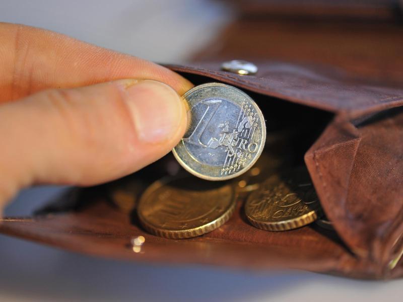 Bild zu Geldbeutel