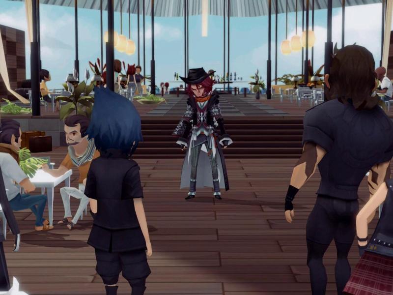 Bild zu Szene aus Final Fantasy XV