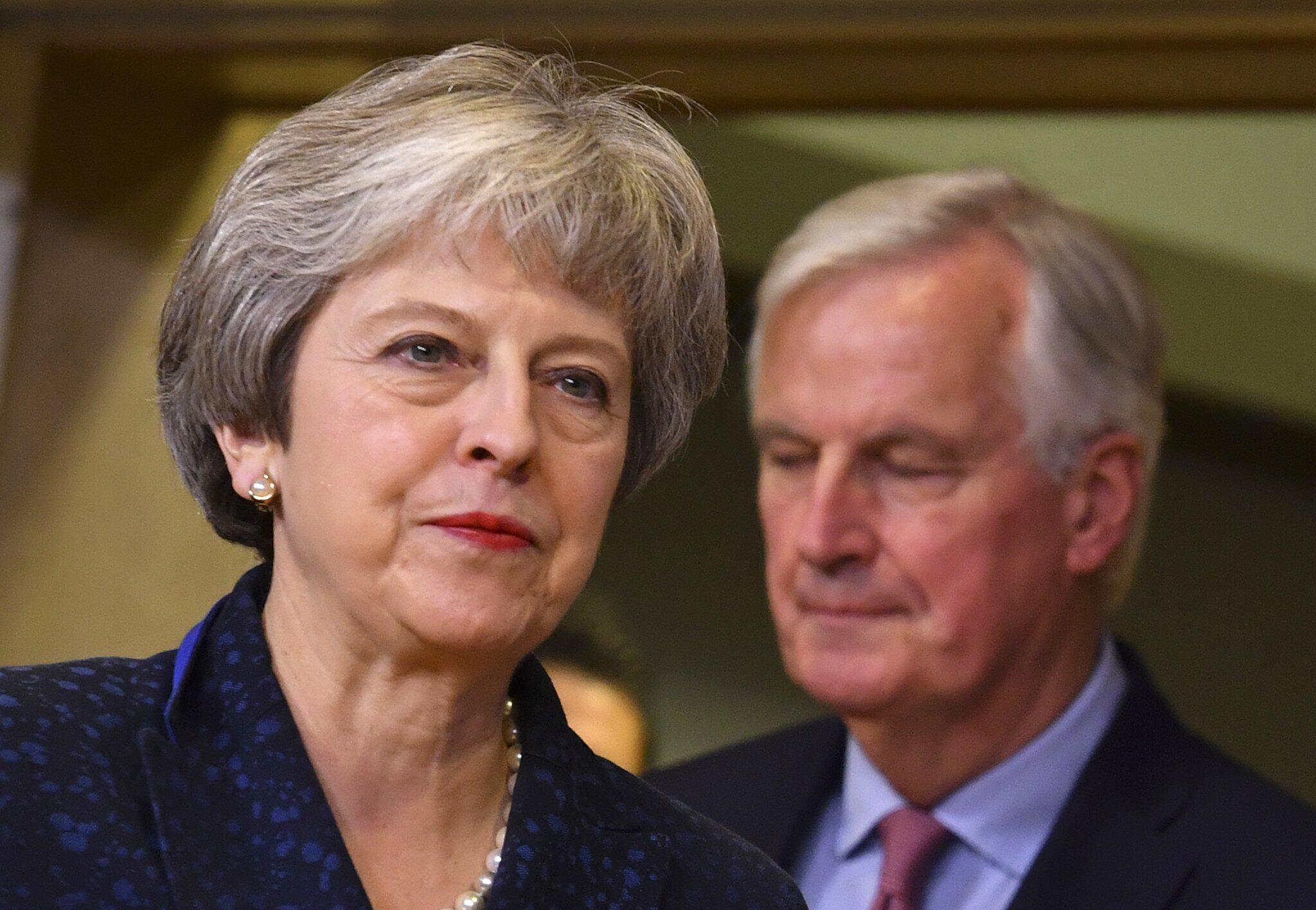 Bild zu Brexit-Sondergipfel in Brüssel