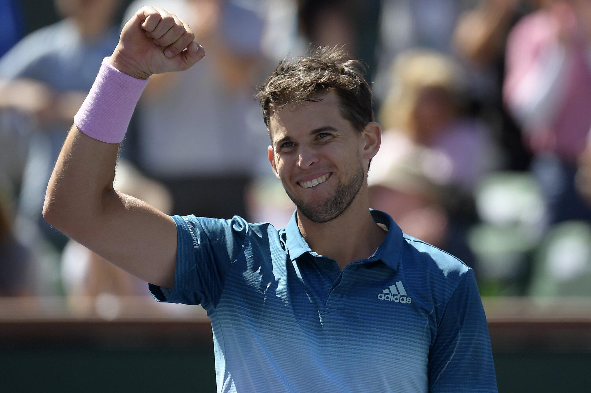 Bild zu Tennisturnier Indian Wells