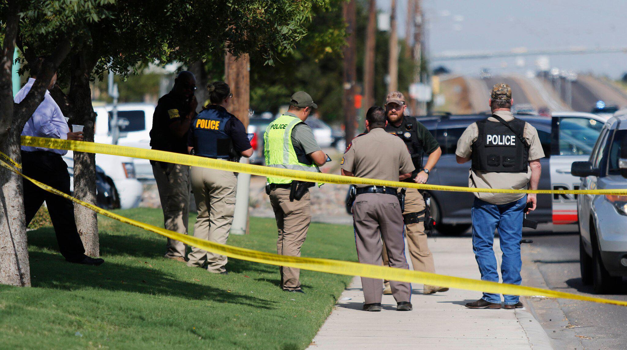 Bild zu Texas, USA, Schiesserei, Polizei, Tote, Waffenrecht, Präsident, Donald Trump