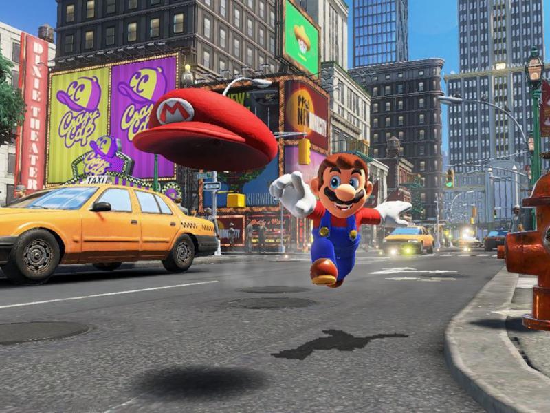 Bild zu It's me, Mario!