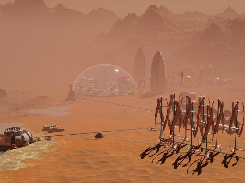 Bild zu «Surviving Mars»