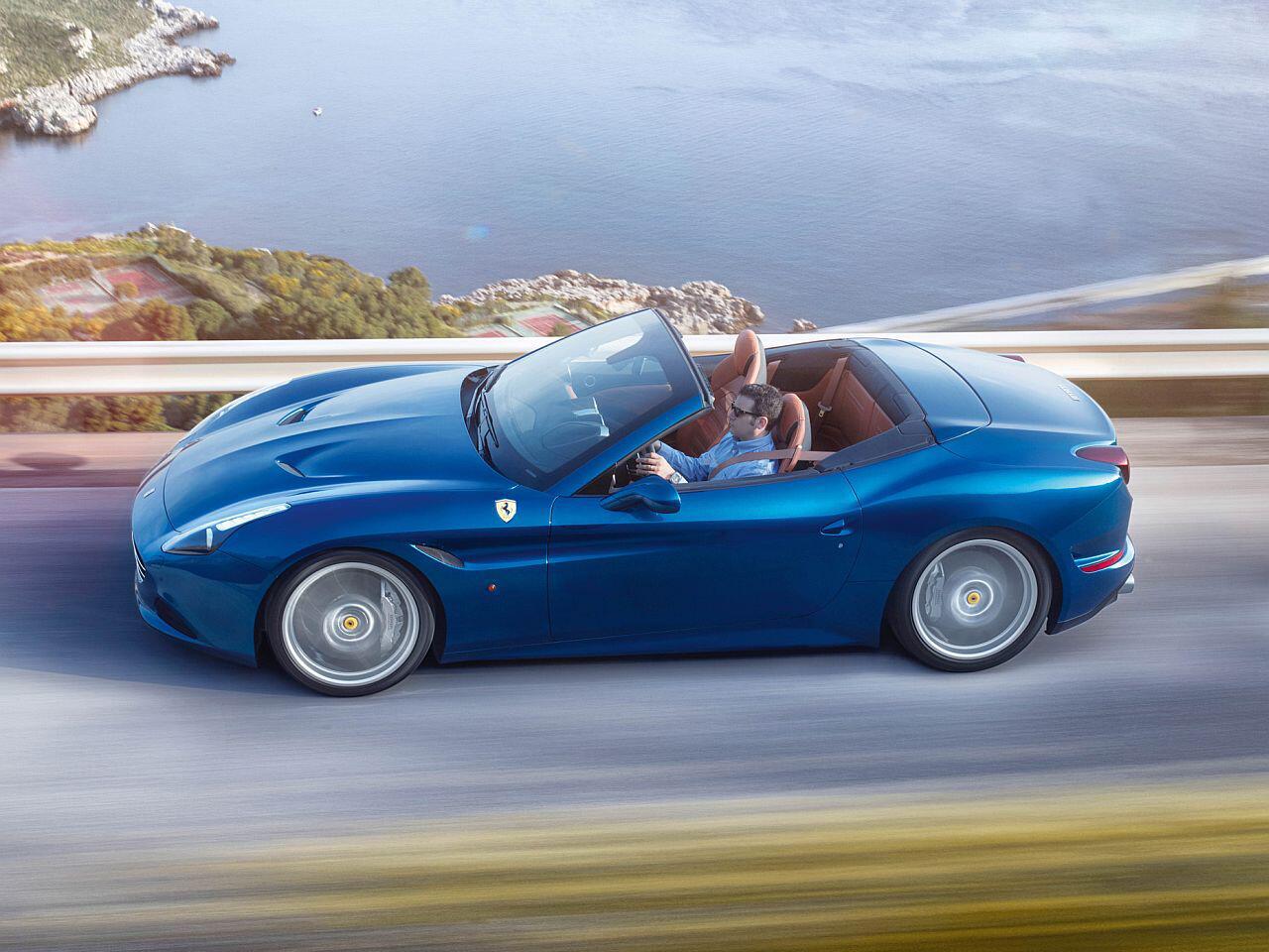 Bild zu Ferrari California