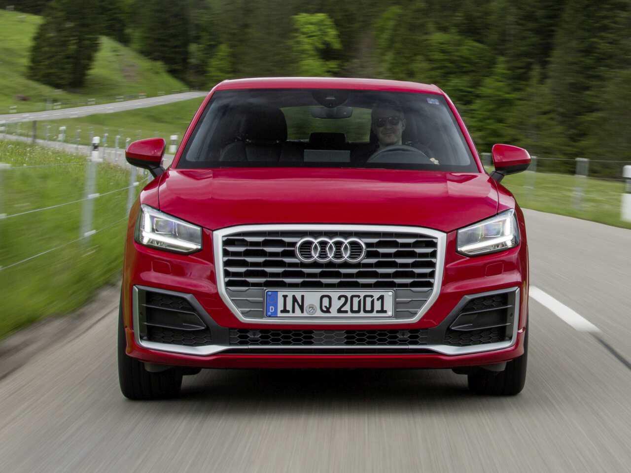 Bild zu Audi Q2 Front