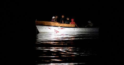 Migrantion - «Ocean Viking» im Mittelmeer