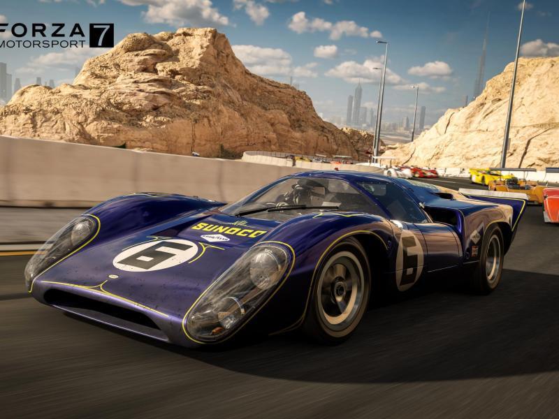 Bild zu Forza Motorsport 7