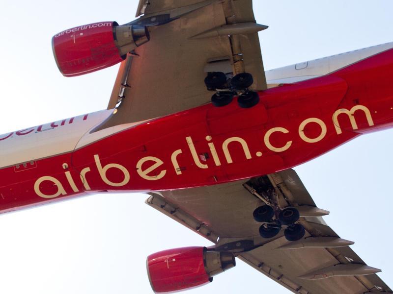 Bild zu Air Berlin pleite
