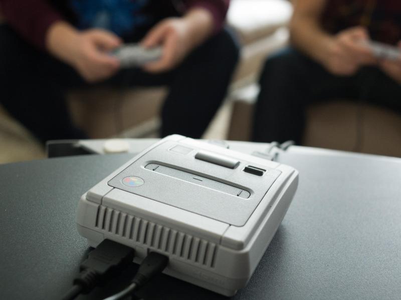 Bild zu Super Nintendo Classic Mini