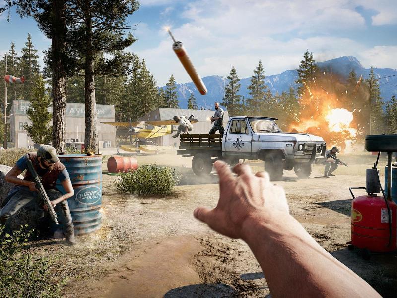 Bild zu «Far Cry 5»