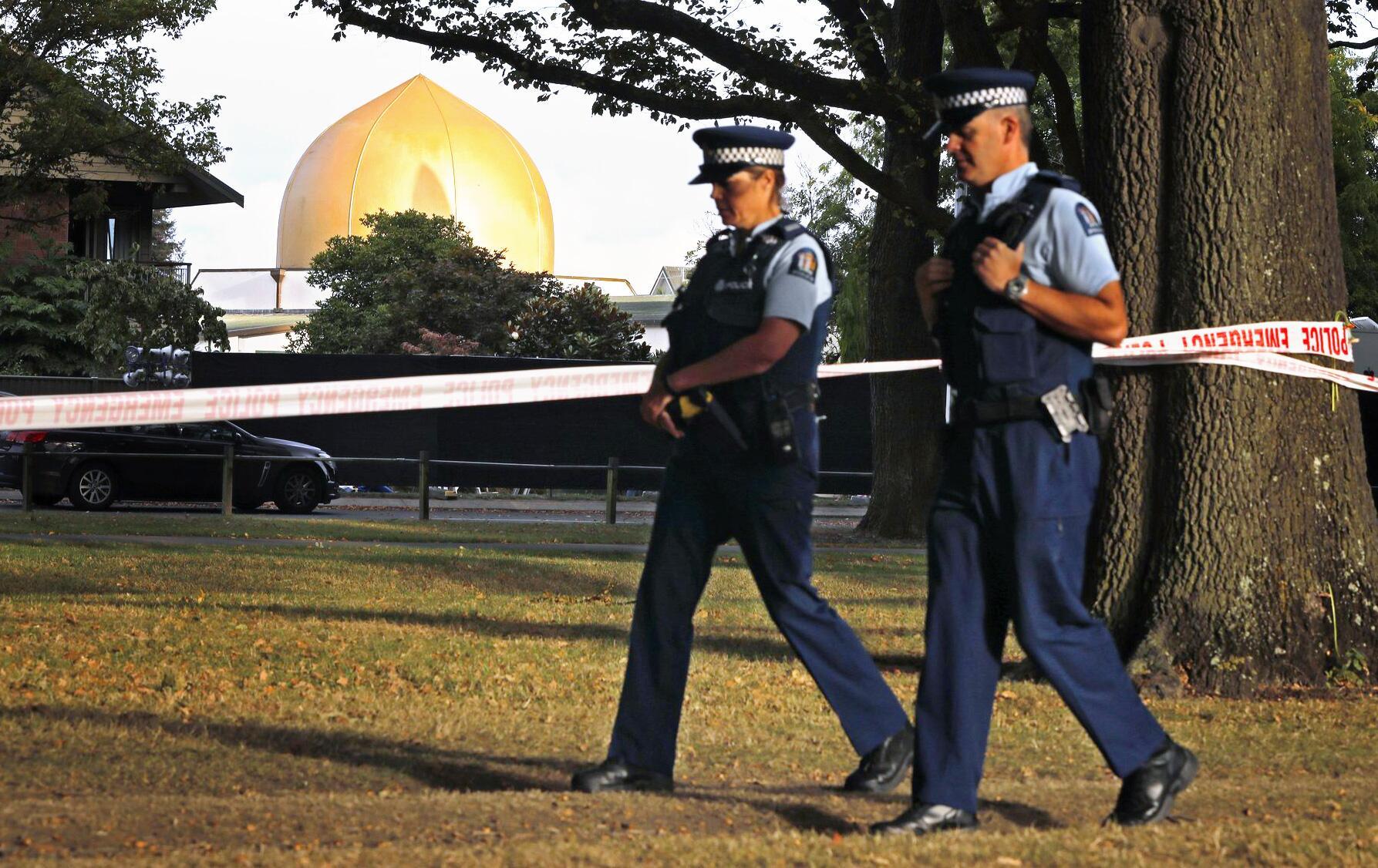 Bild zu Terroranklage gegen mutmasslichen Attentäter von Christchurch