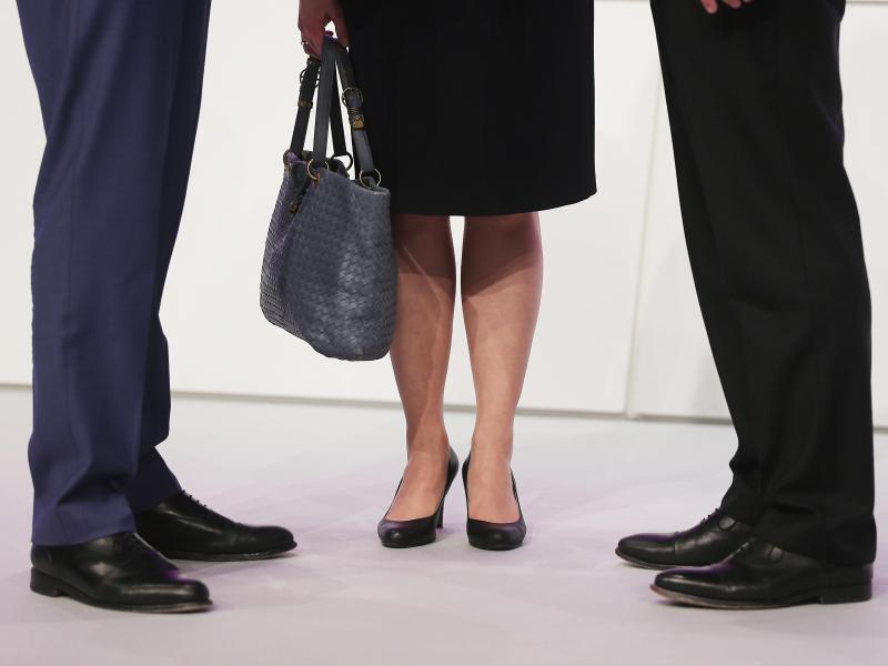 Bild zu Frau in Führungsposition