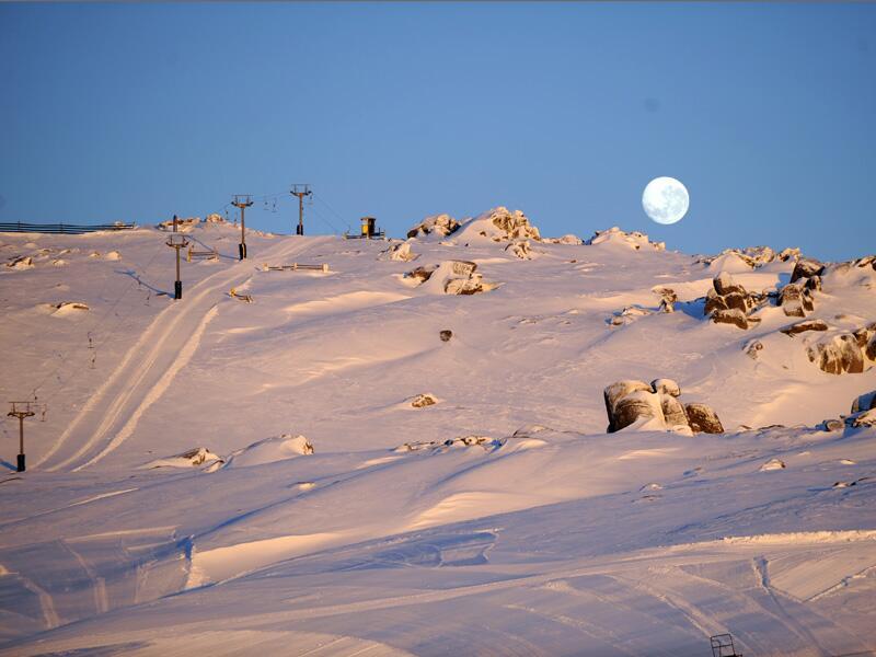 Bild zu Skigebiete ausserhalb Europas