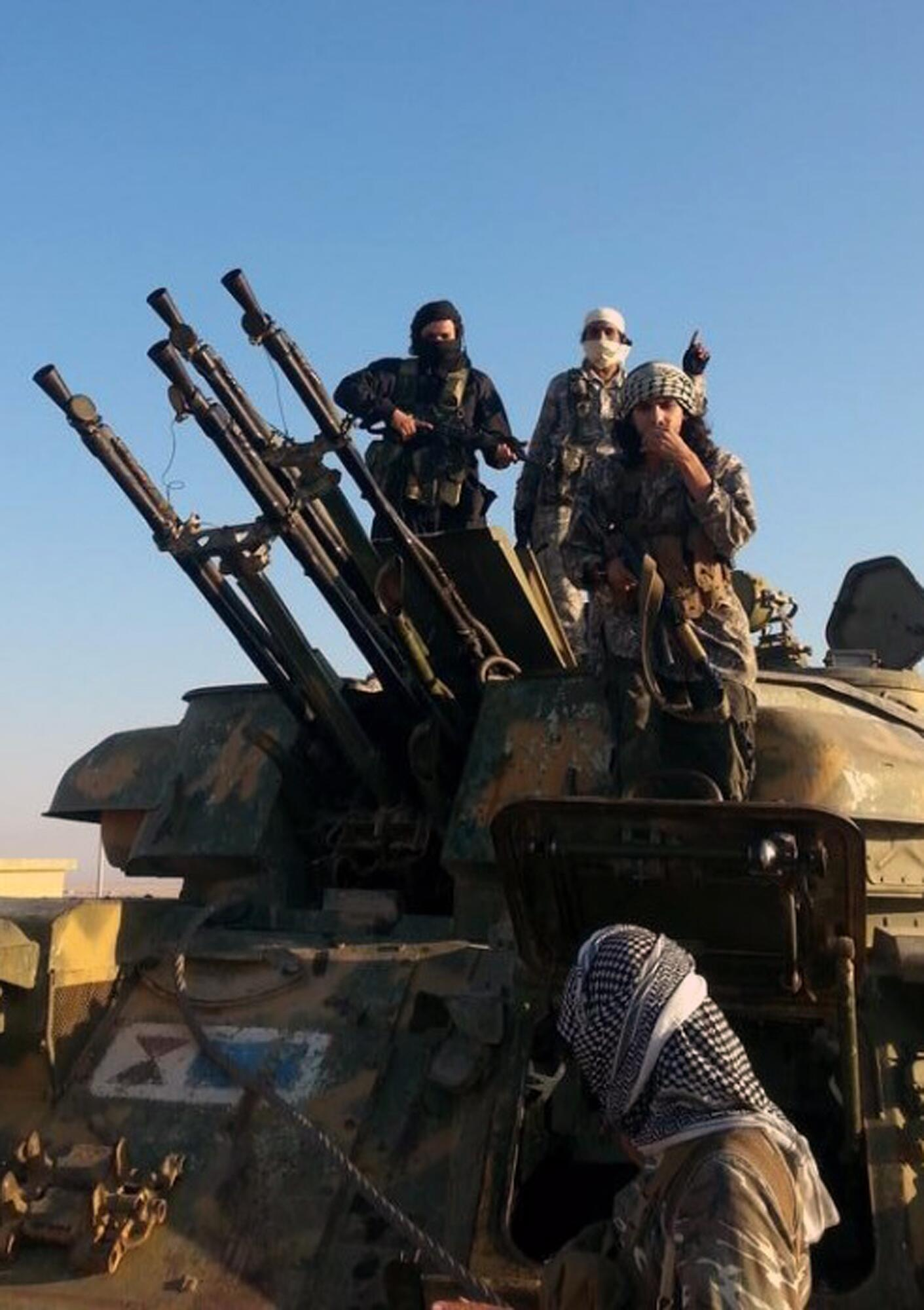 Bild zu Islamischer Staat, IS