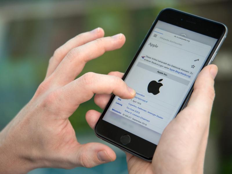Bild zu Akkuprobleme beim iPhone 6s