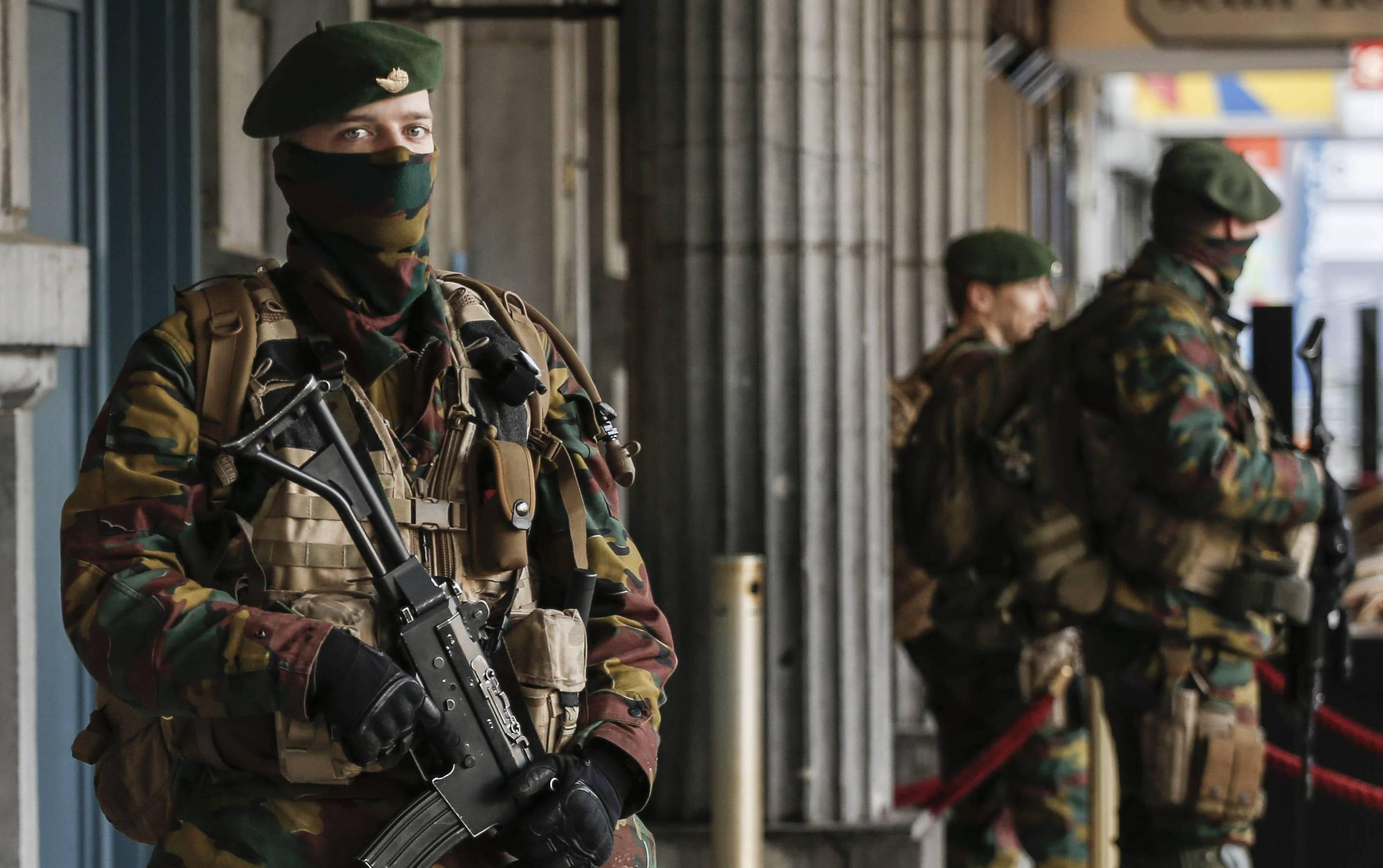 Bild zu Terror, Brüssel