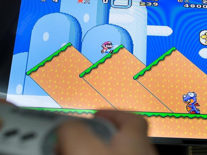 Bild zu Mario ist zurück