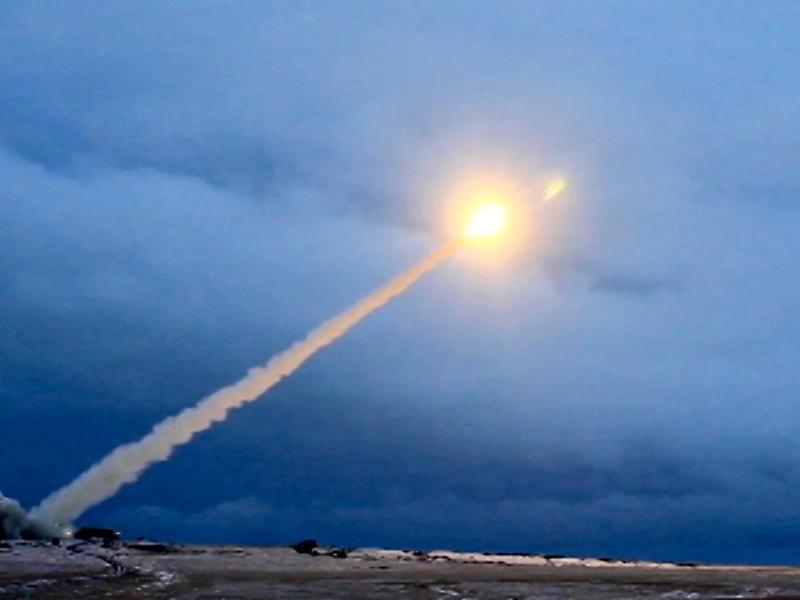 Bild zu Raketenstart