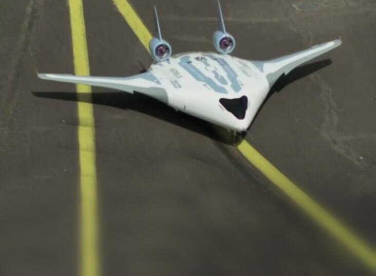 Bild zu Airbus, Flug-Rochen