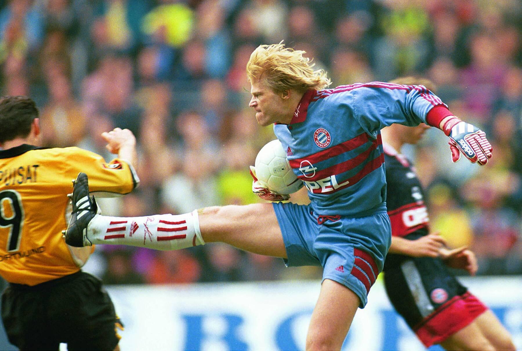 Bild zu BVB, FC Bayern, Borussia Dortmund, Spitzenspiel