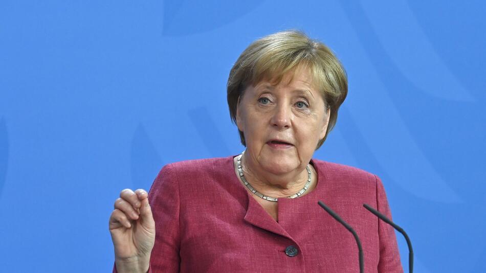 G7-Sondergipfel Afghanistan - Merkel