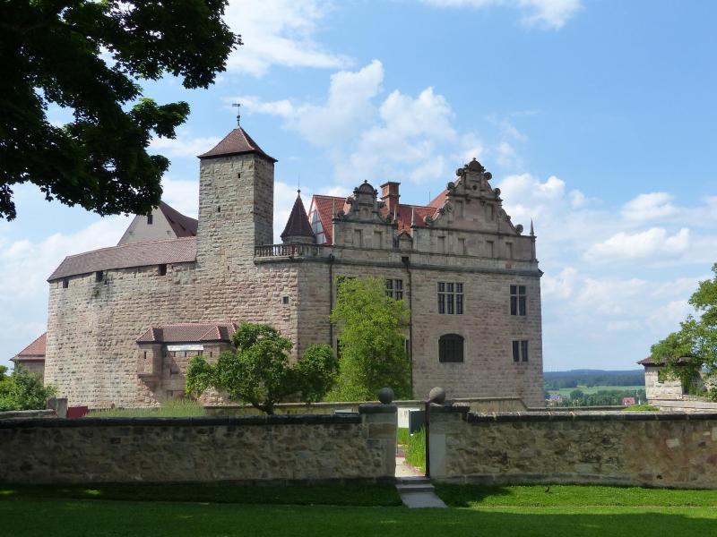 Bild zu Cadolzburg