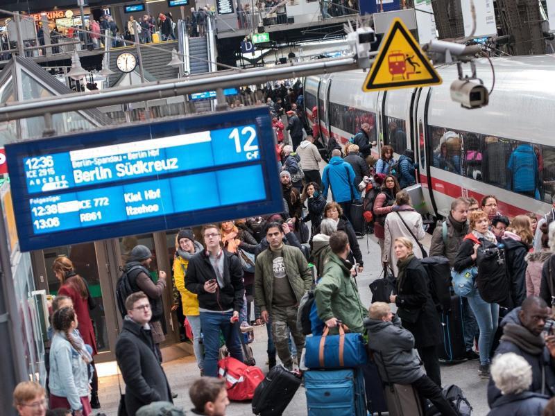 Bild zu Hamburg Hauptbahnhof
