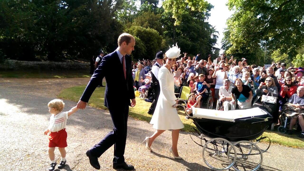 Bild zu Londons Royals - Angst um die Sicherheit von Kate und Co.