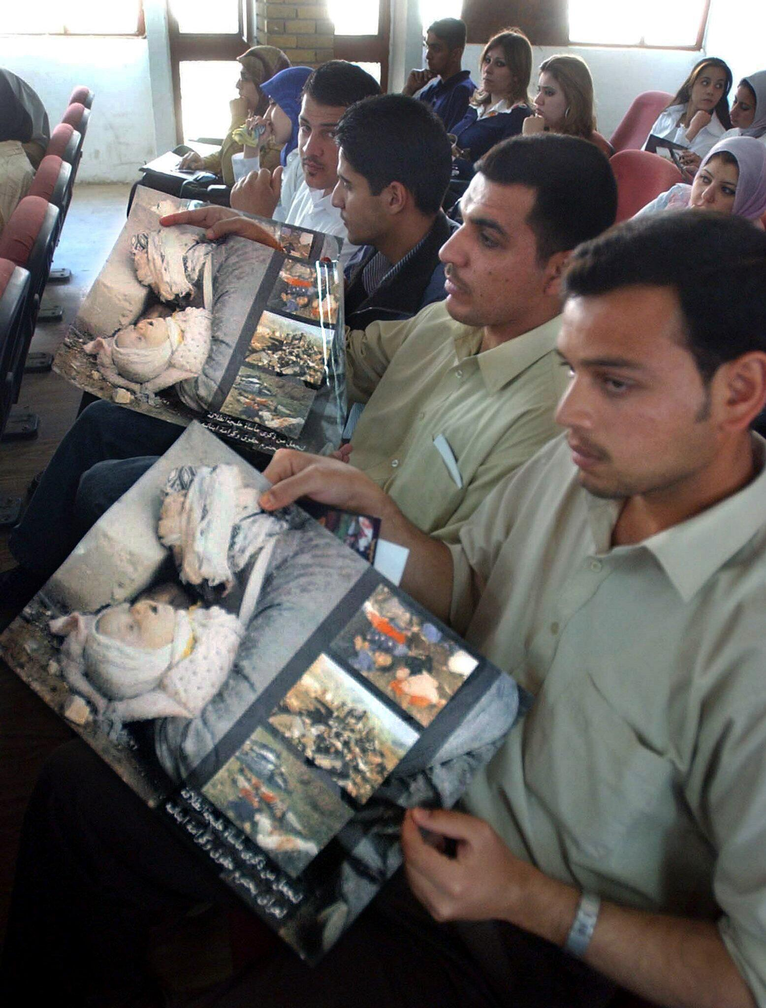 Bild zu Gedenken an kurdische Tote des Giftgas-Angriffs von 1988