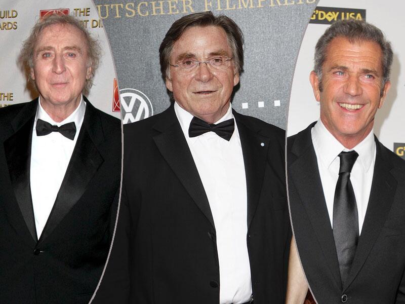 Bild zu Gene Wilder, Elmar Wepper und Mel Gibson