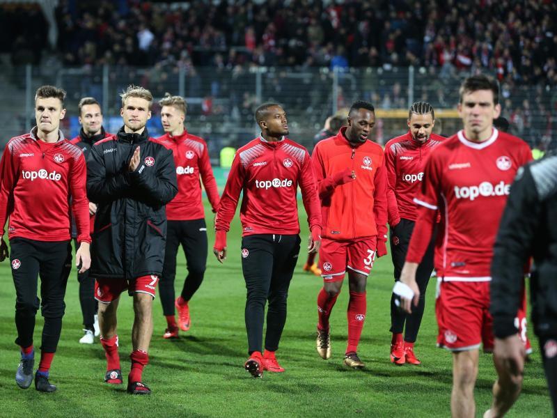 Bild zu FCK-Profis