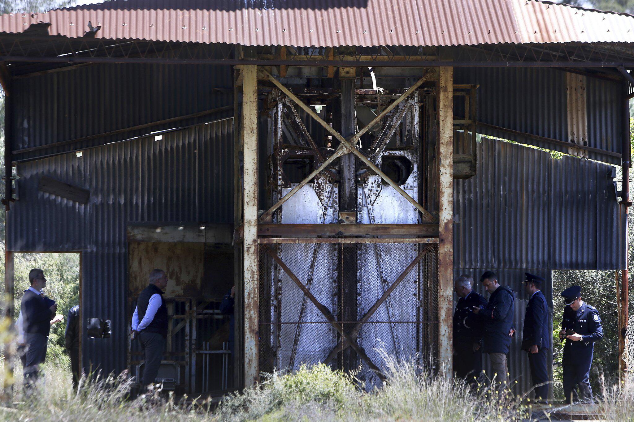 Bild zu Mordserie erschüttert Zypern