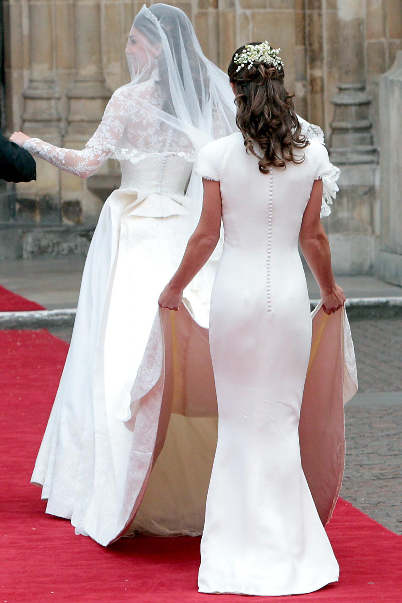 Pippa Middleton möchte nicht als Partygirl wahrgenommen werden
