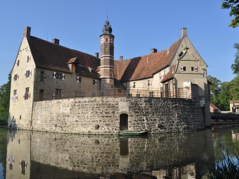Bild zu Burg Vischering