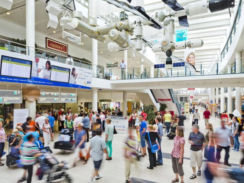 Bild zu Flughafen Bremen